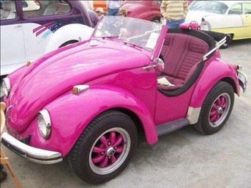 lifeissuchabeach:  two-seater vw…