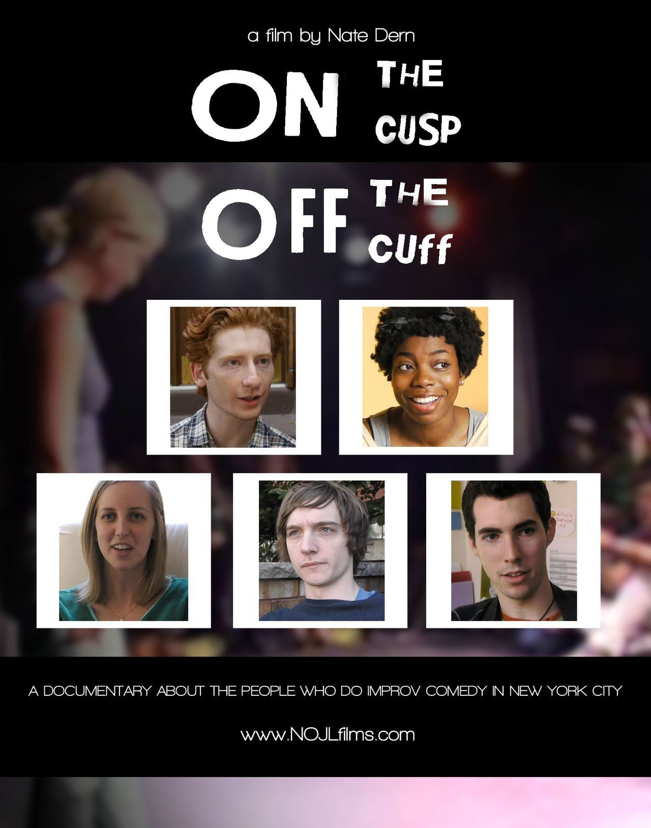 Special preview screening of On The Cusp, Off The Cuff this Wednesday 6/27 at 6pm at UCBeast (Avenue A and 3rd Street) - part of the Del Close Marathon festivities.  Make reservations here.  OTCOTC  is still a work in progress, so if you're in NYC and able to make it I'd appreciate any feedback or thoughts.