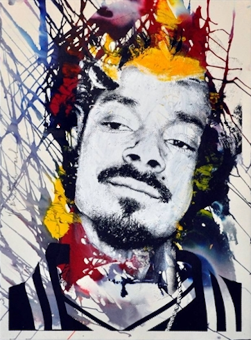 Snoop Dogg By Mr. Brainwash French street artist Mr. Brainwash's portrait of West Coast rapper, record producer, and actor Snoop Dogg.  Click through to find moreon Urban Art on artnet Auctions.