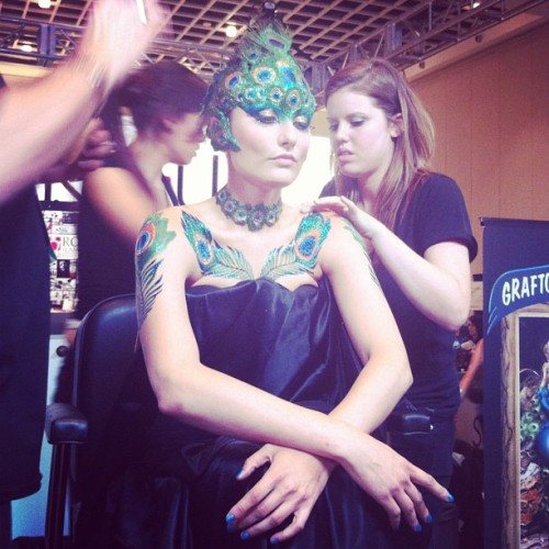 Gorgeous #imats (Taken with Instagram)
