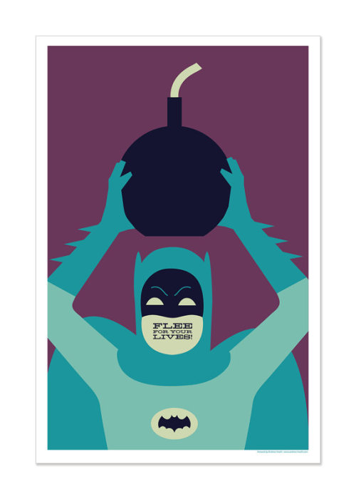 otlgaming:  POP CULTURE THROUGH THE EYES OF ANDREW HEATH These prints by Andrew Heath encompass iconic pop culture moments so well that you'll be re-watching or re-playing these shows and games in no time. All prints are available on his Etsy and priced at $10 to $20 each. Can't get enough great art? Checkout the art of Drew Green and Ken Wong for more!