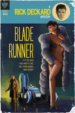"dreamlabs:  ""Blade Runner"" by riddler645"