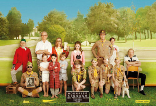 Movie Ratings on a Random Scale: Moonrise Kingdom - 98 out of 109 - I won't begrudge anyone that hates Wes Anderson movies. They are ridiculously quirky, sometimes can be slow moving, and they exist in their own bizarre world. That said, I LOVE Wes Anderson, and Moonrise Kingdom is yet another winner in my book. The flick is populated with a heavy dose of Hollywood Heavy Hitters, from Bruce Willis, Bill Murray, Edward Norton, Frances McDormand, Tilda Swinton, Jason Schwartzman, and Harvey Keitel. However, the adults all play (hilariously) supporting roles in the love story of two oddball kids. Jared Gilman and Kara Hayward are play two completely misunderstood children trying to be forced to play roles they don't want by adults they don't like. The movie is about their (ridiculous) rebellion from what is expected, as the adults in the movie all seem unspeakably sad and want them to follow in the same sad path.  I can't explain entirely why I loved this film, just that it's one of my favorite movies I've seen this year. It's silly and quirky and yet somehow also inspiring and heartwarming. I loved it. I think the best plan of action is to know as little as possible about it, which is why this review has been so vague, so as not to spoil anything about the world you are about to enter when you go see this flick. I do recommend that you go see it, though. And soon. It's a lot of fun.