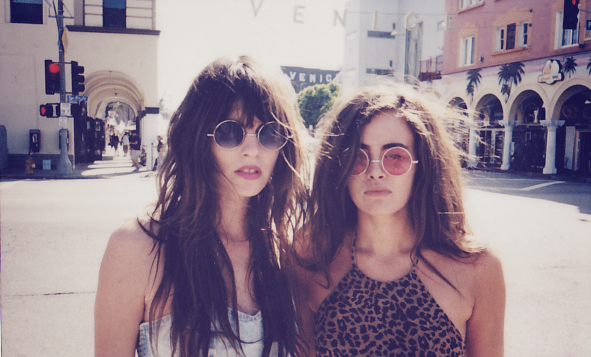 ioncewasaunicorn:  Wild at HEart Summer lookbook models Kelley Ash and Leore shot by Emman Montalaven