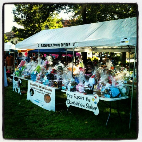 iheartsoylattes:  Raffle prizes at Sweet Avenue #cupcakefest #newjersey #vegan (Taken with Instagram)