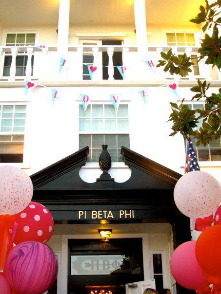 sororitysugar:  sorority house tour ~ pi phi USC ➹