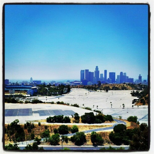 All Eye See #LA #blueskies #theprimesuspects  (Taken with Instagram)
