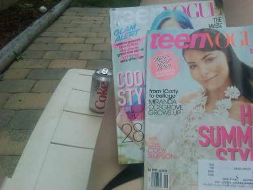 fannylemon:  My Teen Vogue subscription is purely for research purposes, of course.