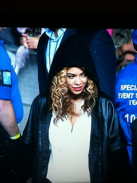 Beyoncé at Radio 1's Hackney Weekend