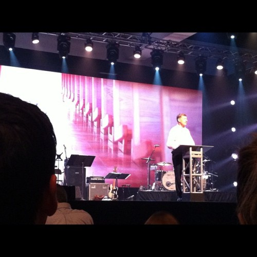 👍💪#stevelawson #amazing #resolvedconference2012 #theCHURCH (Taken with Instagram)