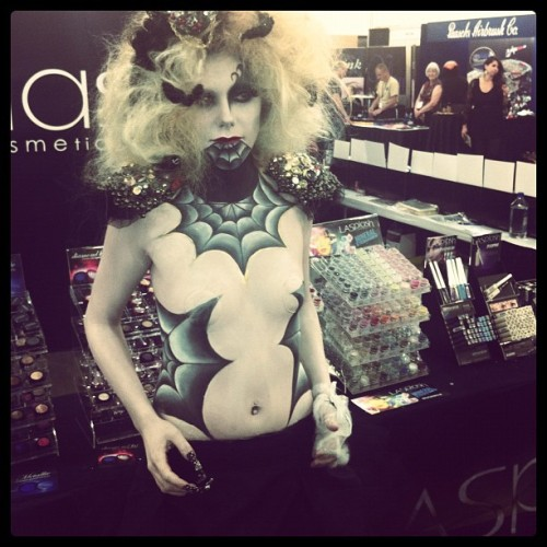 #imats  (Taken with Instagram)