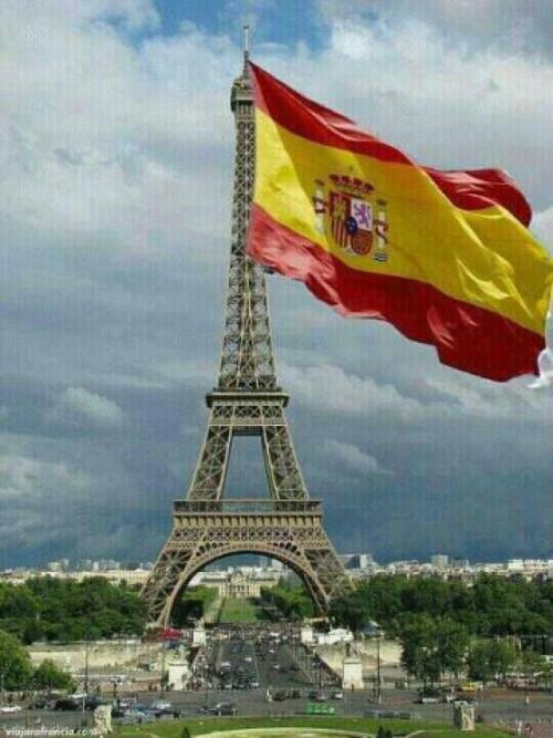 France is Spanish again. Eurocup —> Spain vs France —> 2-0 (that picture is not mine)