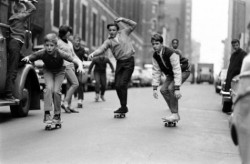a7-glory:  80's NYC skater boys