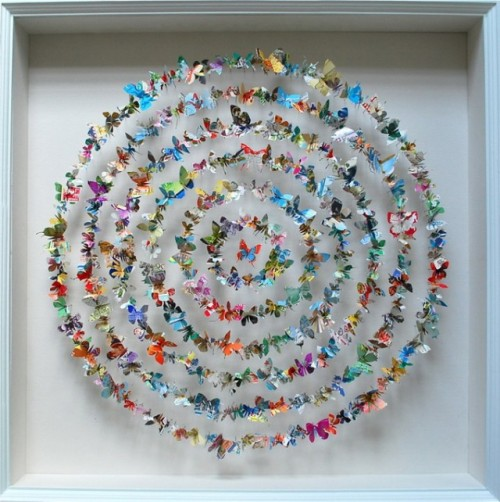 (via Paper Butterfly Art – Fubiz™)
