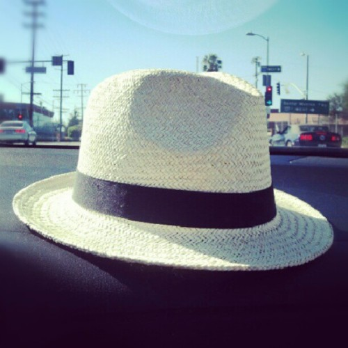 New hat (Taken with Instagram)