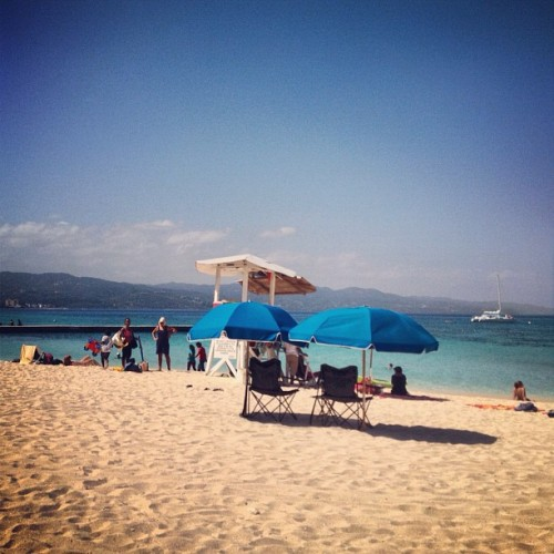 spring break 2012 in jamaica! (Taken with Instagram)