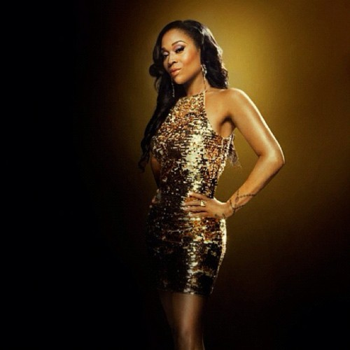 Mimi Faust Reality TV Personality on Love & Hip Hop Atlanta (Taken with Instagram)