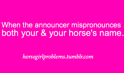 thanks for the submission! equine-ism