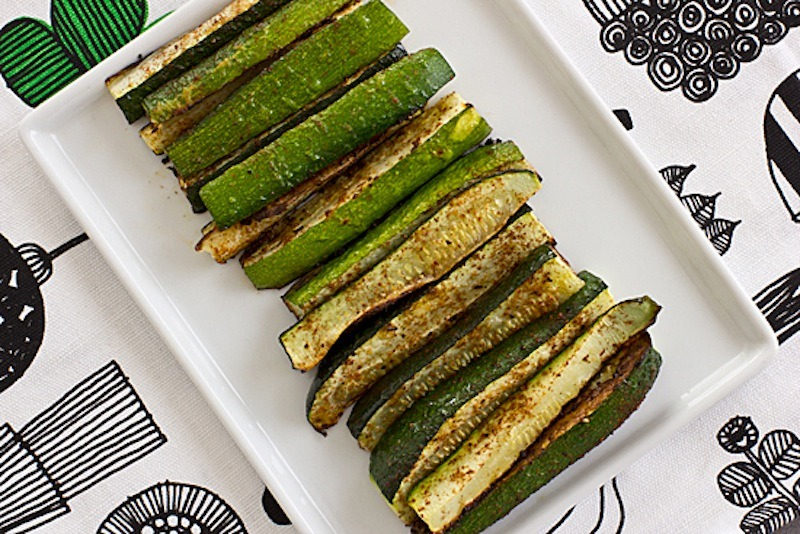 Barbecue Zucchini Fries by Joy The Baker