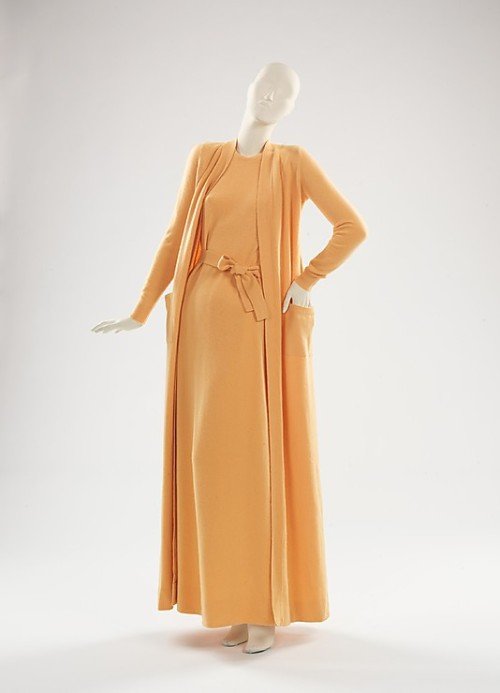Ensemble Halston, 1975 The Metropolitan Museum of Art