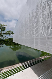 (via Green improvements in Villahermosa | News | Archinect)