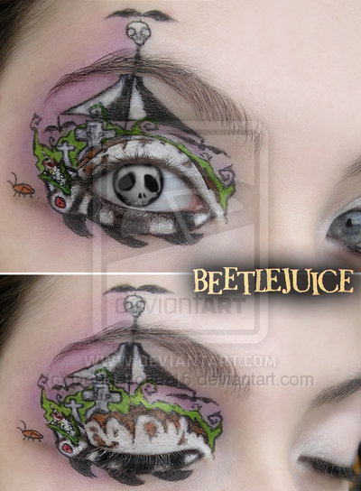 Beetlejuice by ~Dead-Rose-16