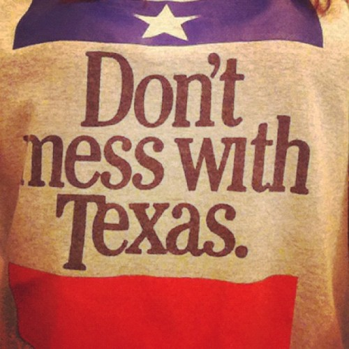 blowmymojo:  #texas (Taken with Instagram)