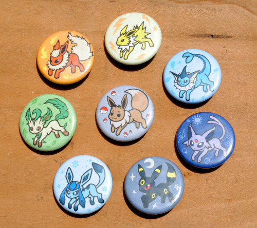 New button set!