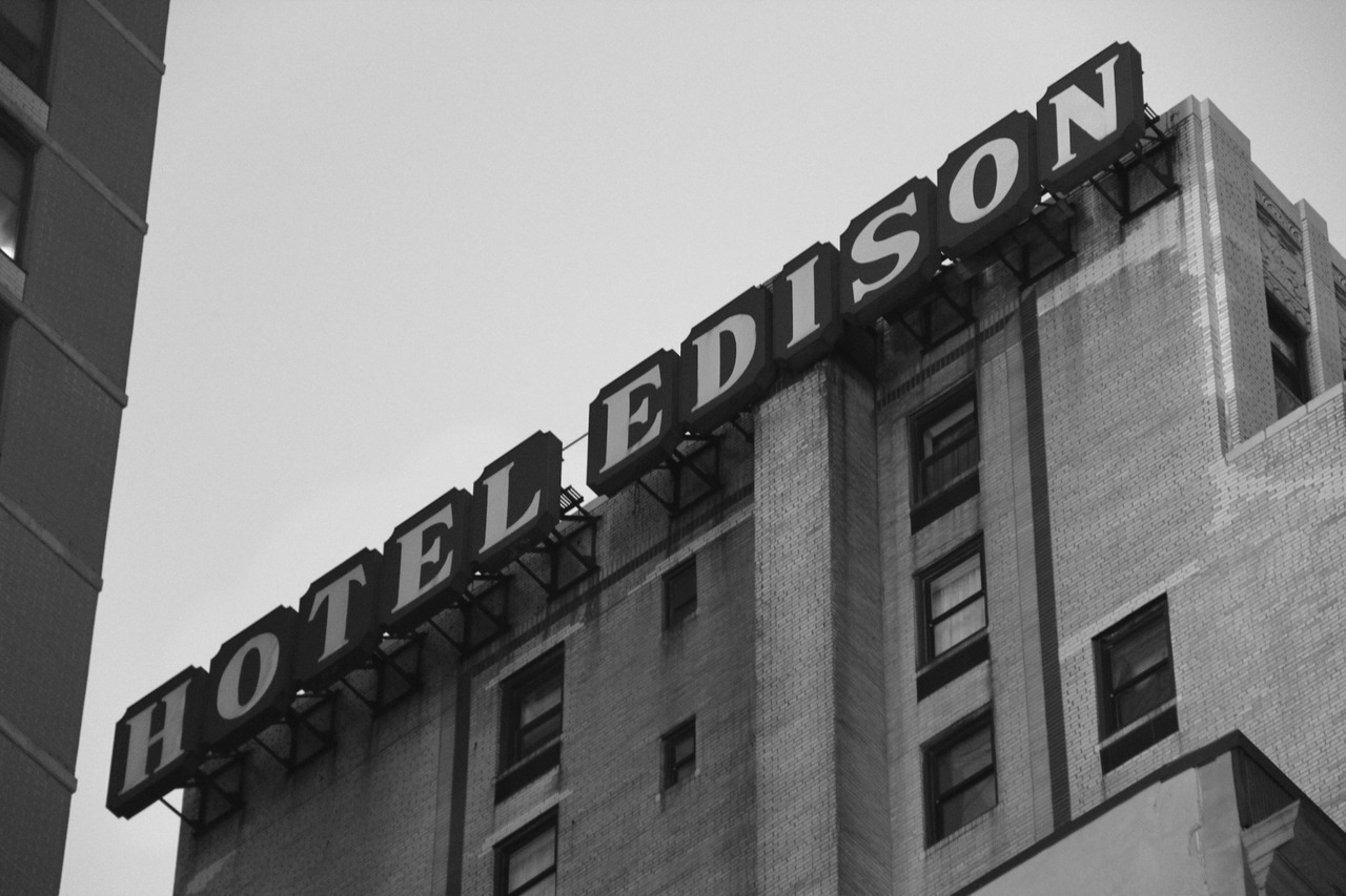 Hotel Edison | New York | July 21 2011