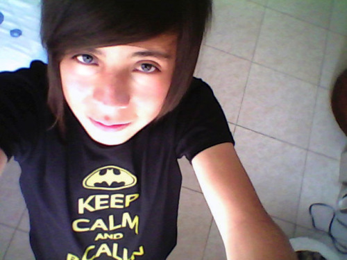 asweetblasphemy:  ~Keep calm and  ask me call Bataman~