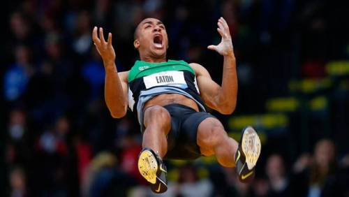 Ashton Eaton breaks decathlon World Record EUGENE, Oregon (AP) — Meter by meter, Ashton Eaton kept swallowing up real estate on a track that has always felt like home. Second by second, the clock on that track ticked away — daring him to cross the finish line in a time that would put his name in the record books.  Read the complete story.