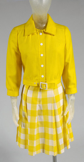 Ensemble André Courrèges, 1970 The Philadelphia Museum of Art