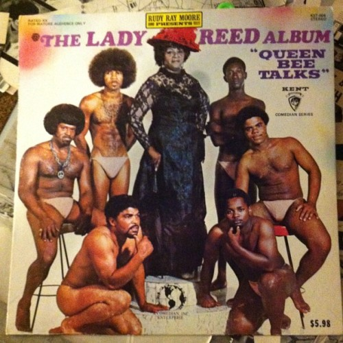 LADY REED! From the collection.