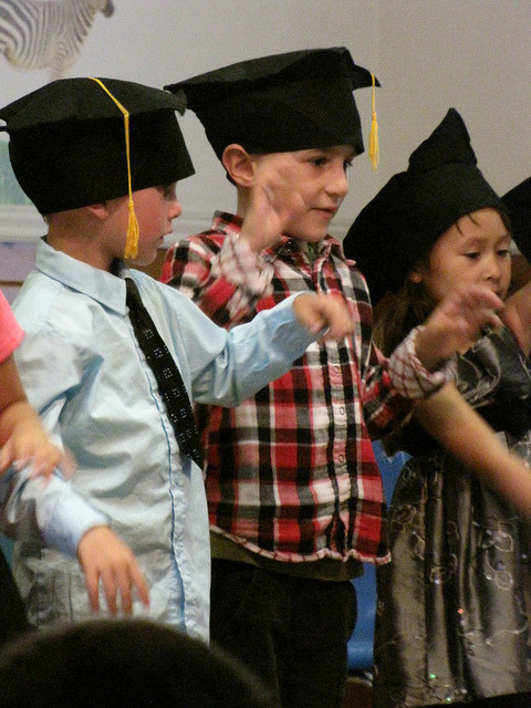(via Max's Preschool Graduation | Flickr - Photo Sharing!)