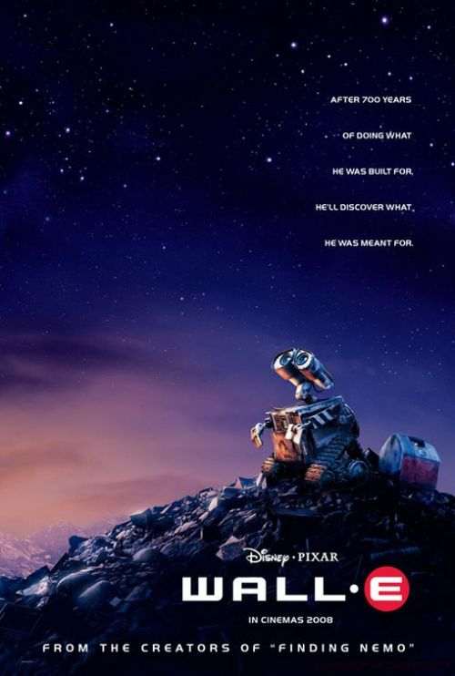WALL-E (2008) We saw this with my Mom and two sisters. Words can't describe how much we all loved WALL-E. We even stayed during the credits because someone didn't quite want to leave (that would be my dad). Whenever this movie came up, there would be a slight change in his voice. This very well might have been the best movie we ended up seeing together on the big screen. At least, it may have been his favorite.