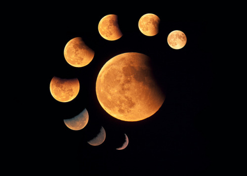 Lunar Eclipse by Donegal Skies on Flickr.