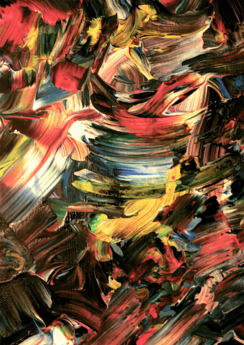 "fuckyeahpsychedelics:  ""Abstract Acrylic"" by Aaron Vergult"