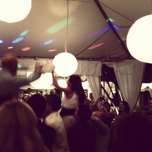 #mazeltov  (Taken with Instagram at Lawrence Park)