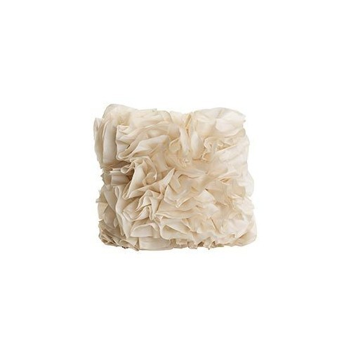 Ruffles Pillow Sand