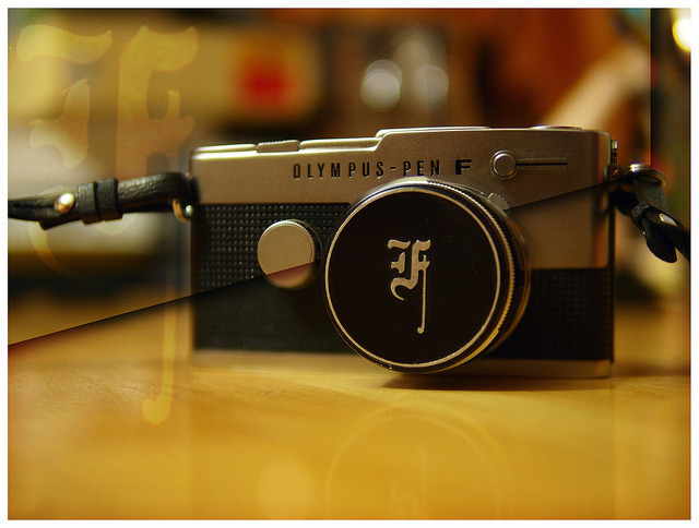 F by daveelmore on Flickr.