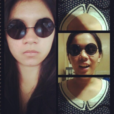 Theme for today: HIPPIE. With @elizafffff.. =)) (Taken with Instagram)