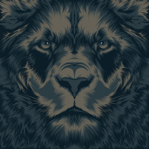 """Lion"" CranioDsgn  (Spain) via Curioos"