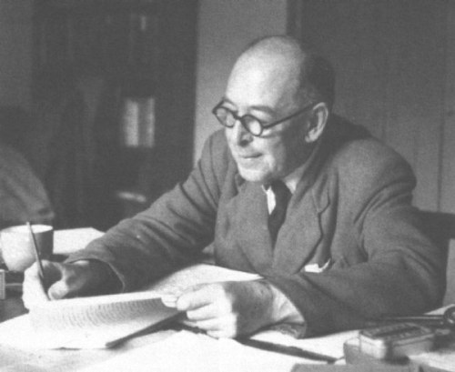 "amandaonwriting:  Writing advice from C.S. Lewis to a fan named Joan Lancaster: The Kilns,Headington Quarry,Oxford26 June 1956 Dear Joan– Thanks for your letter of the 3rd. You describe your Wonderful Night v. well. That is, you describe the place and the people and the night and the feeling of it all, very well — but not the thing itself — the setting but not the jewel. And no wonder! Wordsworth often does just the same. His Prelude (you're bound to read it about 10 years hence. Don't try it now, or you'll only spoil it for later reading) is full of moments in which everything except the thing itself is described. If you become a writer you'll be trying to describe the thing all your life: and lucky if, out of dozens of books, one or two sentences, just for a moment, come near to getting it across. About amn't I, aren't I and am I not, of course there are no right or wrong answers about language in the sense in which there are right and wrong answers in Arithmetic. ""Good English"" is whatever educated people talk; so that what is good in one place or time would not be so in another. Amn't I was good 50 years ago in the North of Ireland where I was brought up, but bad in Southern England. Aren't I would have been hideously bad in Ireland but very good in England. And of course I just don't know which (if either) is good in modern Florida. Don't take any notice of teachers and textbooks in such matters. Nor of logic. It is good to say ""more than one passenger was hurt,"" although more than one equals at least two and therefore logically the verb ought to be plural were not singular was! What really matters is:– 1. Always try to use the language so as to make quite clear what you mean and make sure your sentence couldn't mean anything else. 2. Always prefer the plain direct word to the long, vague one. Don'timplement promises, but keep them. 3. Never use abstract nouns when concrete ones will do. If you mean ""More people died"" don't say ""Mortality rose."" 4. In writing. Don't use adjectives which merely tell us how you want us to feel about the thing you are describing. I mean, instead of telling us a thing was ""terrible,"" describe it so that we'll be terrified. Don't say it was ""delightful""; make us say ""delightful"" when we've read the description. You see, all those words (horrifying, wonderful, hideous, exquisite) are only like saying to your readers, ""Please will you do my job for me."" 5. Don't use words too big for the subject. Don't say ""infinitely"" when you mean ""very""; otherwise you'll have no word left when you want to talk about something really infinite. Thanks for the photos. You and Aslan both look v. well. I hope you'll like your new home. With loveyoursC.S. Lewis [via Letters of Note]"