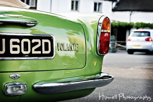 Aston Martin Short Chassis Volante by Hipwell Photography on Flickr.