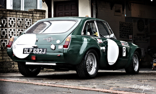 MGB GT by Hipwell Photography on Flickr.