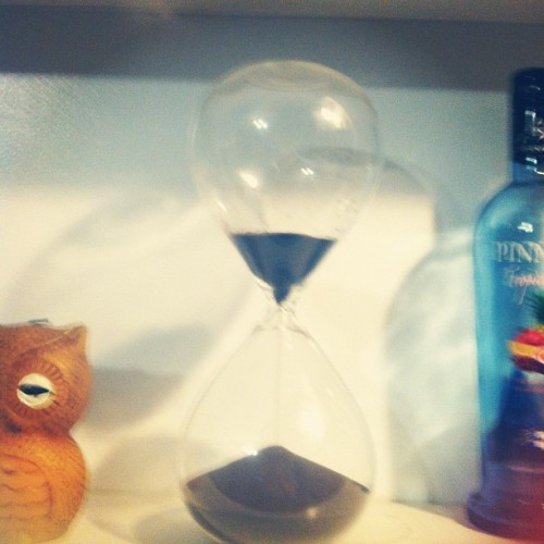 #time #everyonewantsmore (Taken with Instagram)