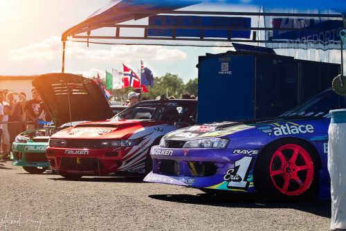 Falken Cars by MisterBarry on Flickr.
