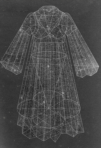 Magical Stellar Dress. #inspiration  ico:  FFFFOUND! / EVERYONE - ∞