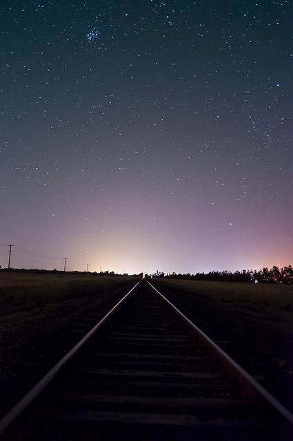alrightdays:  View towards Pleiades by Indigo Skies Photography on Flickr.