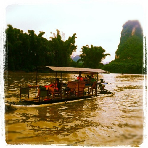 Taken with Instagram at Li River